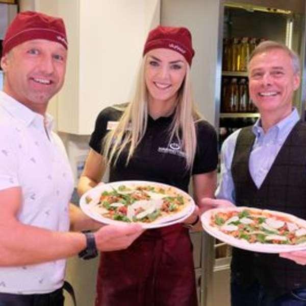 Bild zum Eintrag: Charity-Kochen mit Ivona Dadic im VAPIANO Linz
